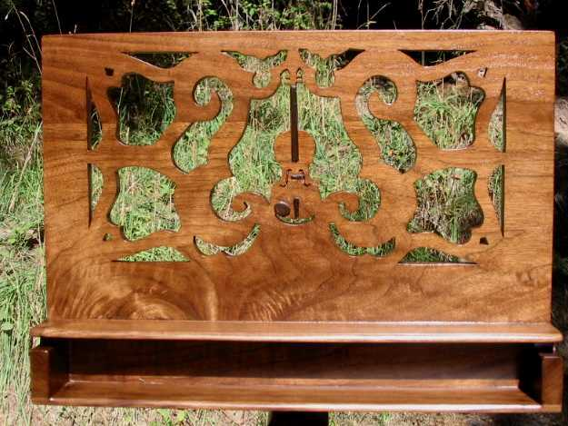Click here to see wood colors andstain colors available