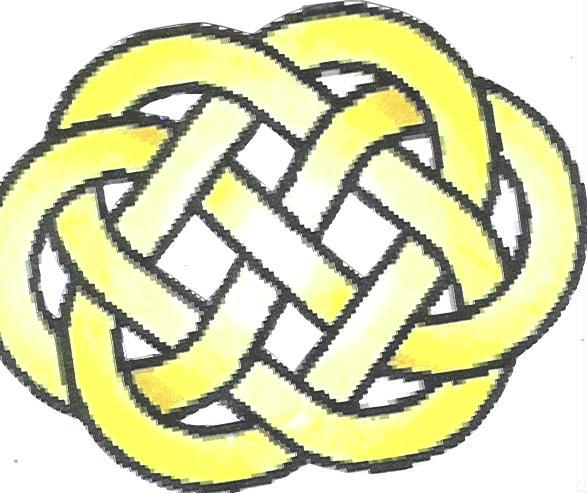 Celtic Wedding Knot From Mister Standman Music Stands